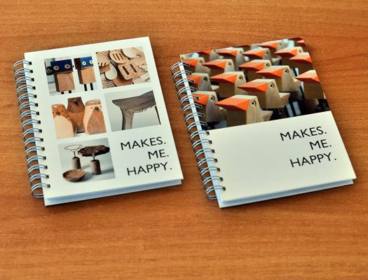Cuadernos Personalizados | Tamaño Vertical 14,8 x 21 cm.