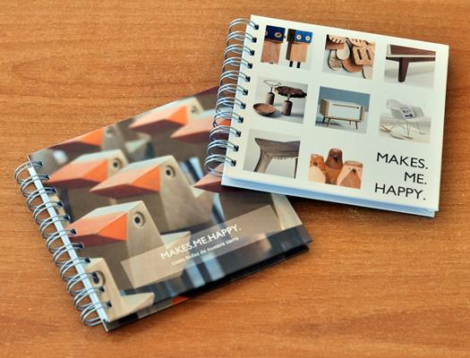 Cuadernos Personalizados | Tamaño Cuadrado 15 x 15 cm.