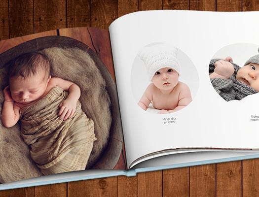 Fotolibro Bebé