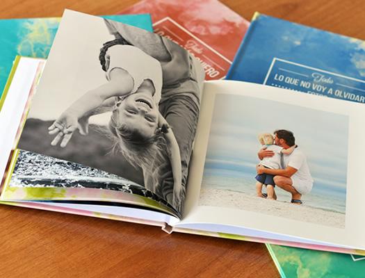 Fotolibro para Papá. Descargá el software gratuito y diseñá tus propios álbumes. O descargá el proyecto completo para colocar tus fotos y hacerle un regalo especial a Papá!