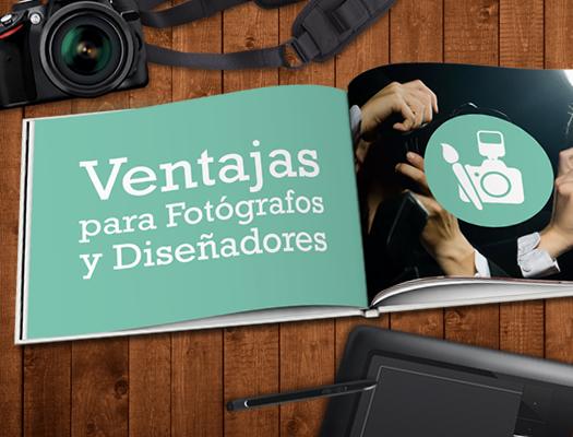 Ventajas para fotógrafos