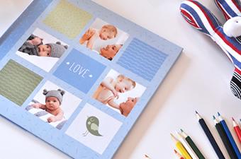 Fotolibro del Beb�. Descarg� el software gratuito y dise�� tus propios �lbumes. Preserv� todos tus recuerdos familiares!