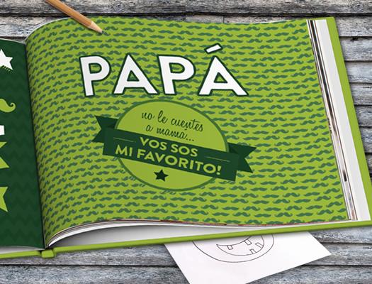 Fresh: Fondos y elementos para tu fotolibro para el Día del Padre ...