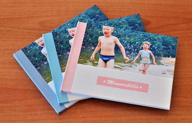 Memorabilia - Fotolibro para descargar gratis y completar con tus fotos.