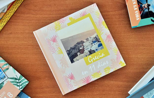 Fotolibro Viajes y Vacaciones - Light Summer - Descarga Gratis