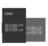 Tarjetas Personales x 100 Impresión Frente y Dorso