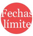 Fechas Límite