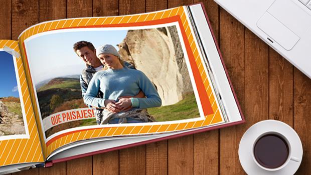 Diseño de Fotolibro de Viajes