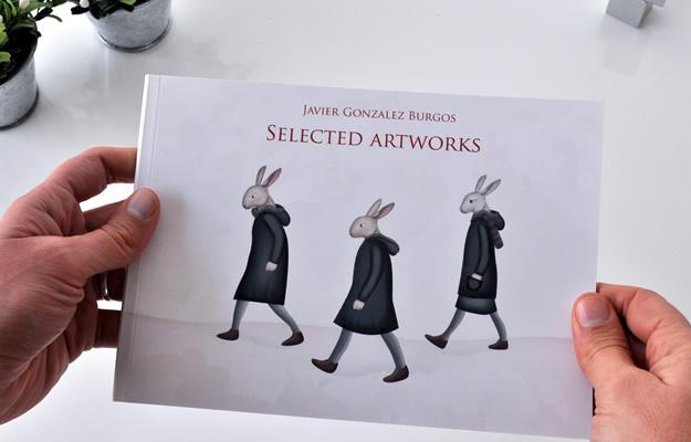 Fotolibro Javier Gonzalez Burgos Selected Artworks
