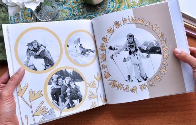 Fotolibro Tallos para descargar y completar con tus fotos