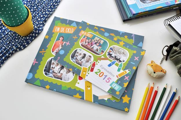 Fotolibro Anuario Días Fantásticos para descargar y completar con tus fotos
