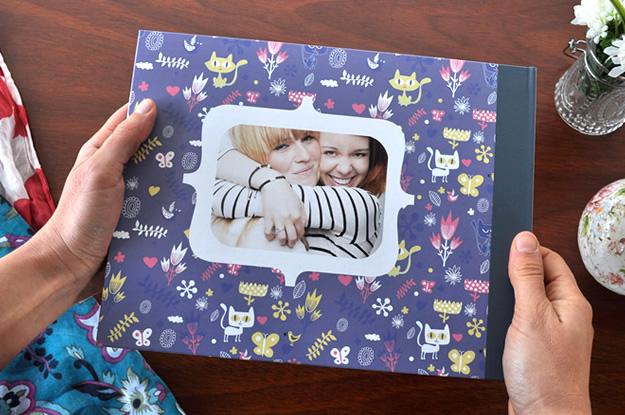 Fotolibro Sweet Cats para descargar y completar con tus fotos