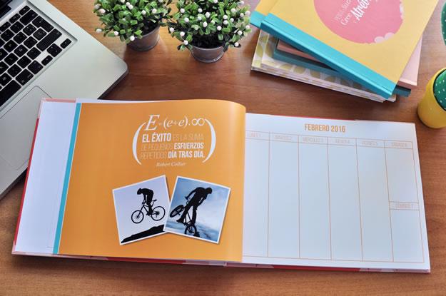 Quotes - Agenda Mensual o Anotador Personalizado
