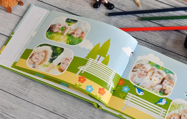 Playground | Fotolibro Infantil para descargar gratis