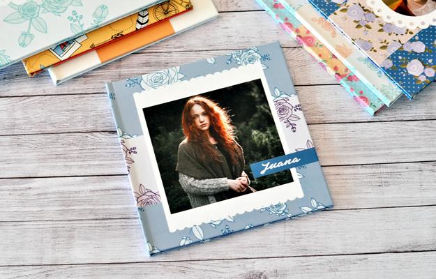 """Diseño de Fotolibro """"Juana Noche"""" para descargar y completar con tus fotos"""