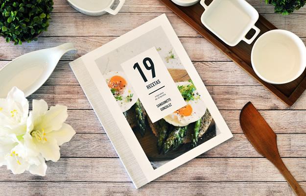 Fotolibro de recetas para descargar y completar con tus propias fotos y recetas