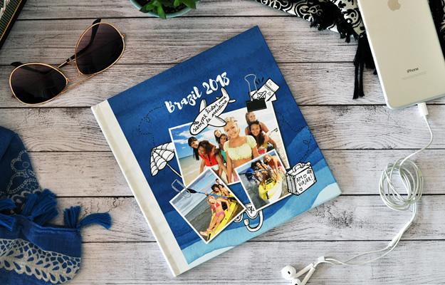 amalfi - fotolibro de viajes y vacaciones para descargar gratis y completar con tus fotos