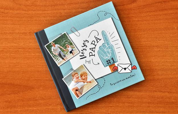 Fotolibro Día del Padre - Papá Nro. 1