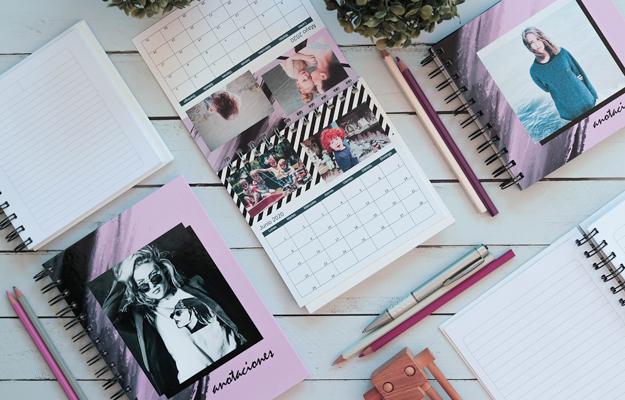 Milano. Diseño de calendario personalizado para descargar gratis y completar con tus fotos en el soft de compu!