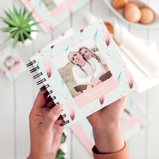 """Cuadernos personalizados diseño """"Místico"""""""
