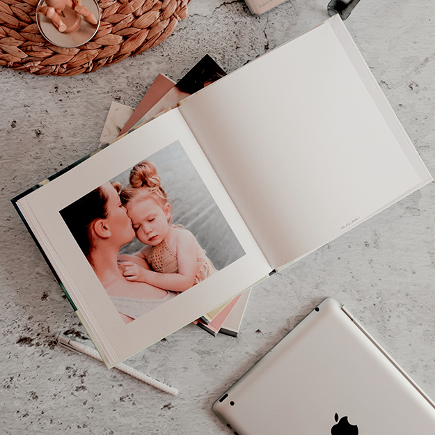 Diseño de fotolibro - Anuarios - Colección Jane