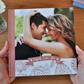 Fotolibros y Books de bodas