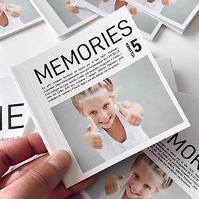 Mini fotolibros y Souvenirs